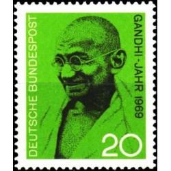 Vokietija 1969. Mahatma Gandis