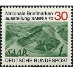 Vokietija 1970. Filatelijos...