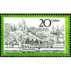 Vokietija 1970. Turizmas