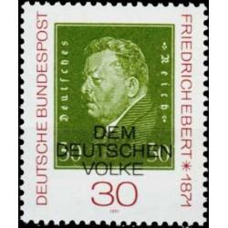 Germany 1971. Friedrich Ebert