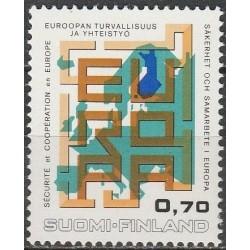 Finland 1973. Organization...