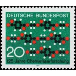 Vokietija 1971. Chemija