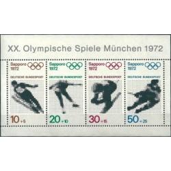 Vokietija 1971. Saporo...