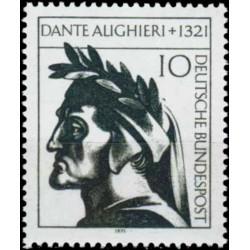 Germany 1971. Dante Alighieri