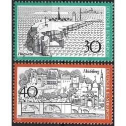 Vokietija 1972. Turizmas