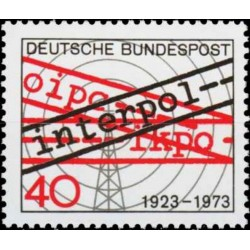 Vokietija 1973. Interpolas