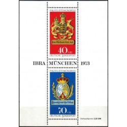 Germany 1973. Philately