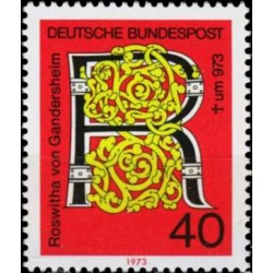 Vokietija 1973. Rosvita...