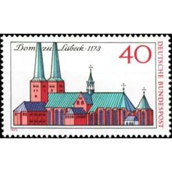 Vokietija 1973. Liubekas