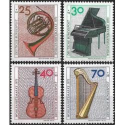 Vokietija 1973. Muzikos...