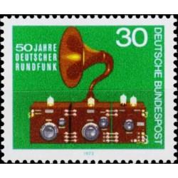 Vokietija 1973. Radijas