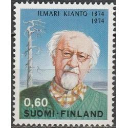 Suomija 1974. Rašytojas