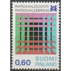 Finland 1974. Rationalisation