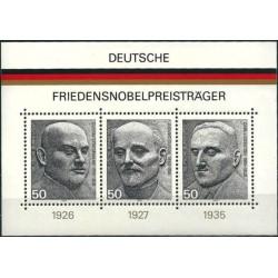 Germany 1975. Nobel Prize...