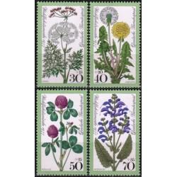 Vokietija 1977. Gėlės