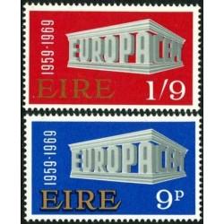Ireland 1969. EUROPA & CEPT...
