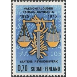 Finland 1975. State audit...