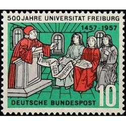 Vokietija 1957. Fraiburgo...