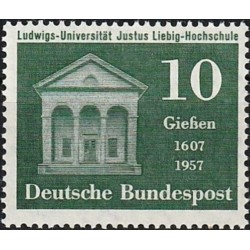 Germany 1957. University