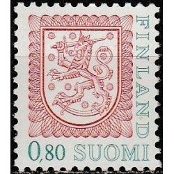 Suomija 1976. Herbai