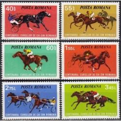 Romania 1974. Horse riding