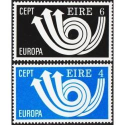 Ireland 1973. CEPT:...