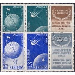Rumunija 1957. Pirmieji...