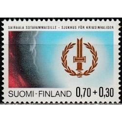 Suomija 1976. Karo invalidų...