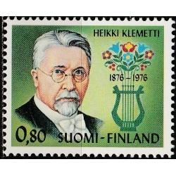 Finland 1976. Composer