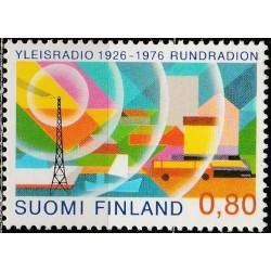 Finland 1976. Radio