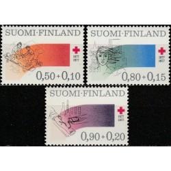 Finland 1977. Red Cross