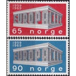 Norvegija 1969. Simbolinis...