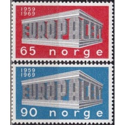 Norway 1969. EUROPA & CEPT...
