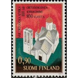 Finland 1977. Orthodox church