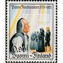 Finland 1977. Theologian