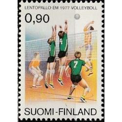 Finland 1977. Volleyball