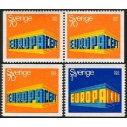 Sweden 1969. EUROPA & CEPT...