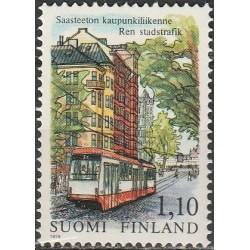 Suomija 1979. Tramvajus...
