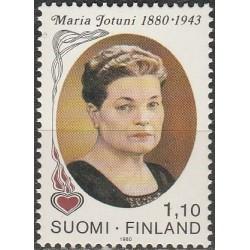 Suomija 1980. Rašytoja