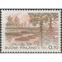 Finland 1981. National park