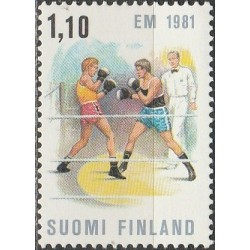 Finland 1981. Boxing