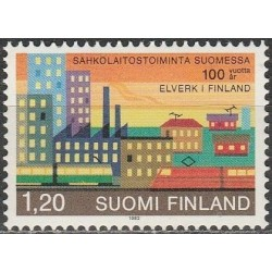 Finland 1982. Centenary...