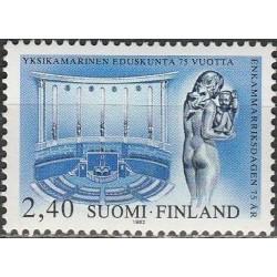 Finland 1982. Parliament