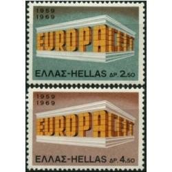 Greece 1969. EUROPA & CEPT...