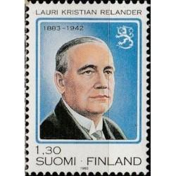 Suomija 1983. Prezidentas