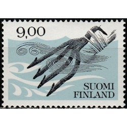 Finland 1984. Old-time...