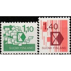 Suomija 1984. Paštas