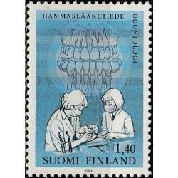 Finland 1984. Odontology