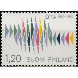 Finland 1985. EFTA