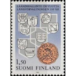 Suomija 1985. Savivaldybių...